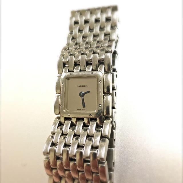 Cartier Panthère Ruban Watch