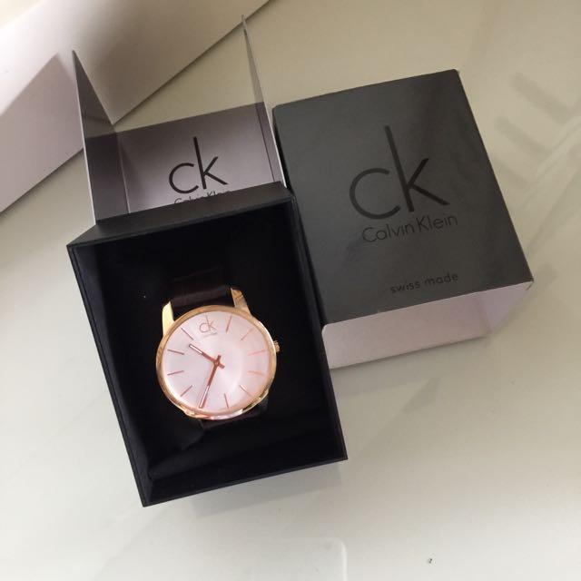 CK男錶(限面交不寄送)