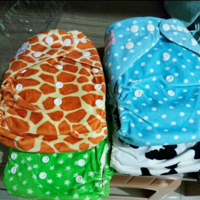 Cloth Diapers QQ Baby