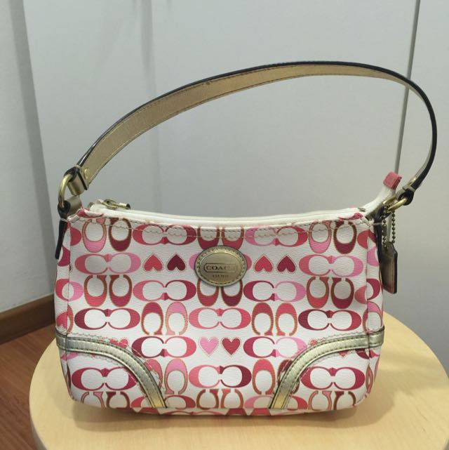 Coach (Authentic) Small Bag