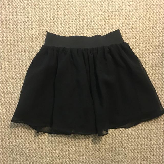 Crinoline Hip Skirt