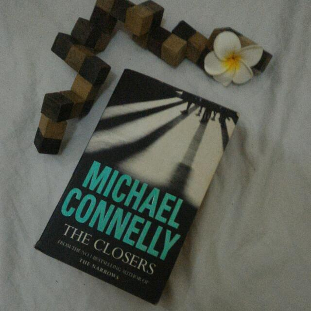 Detective Story Oleh Michael Connelly - The Closers