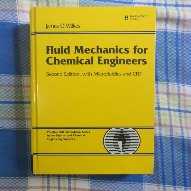 [Reserved] Fluid Mechanics for Chemical Engineers