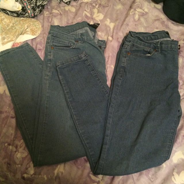 Forever 21 Jeans (price reduced)