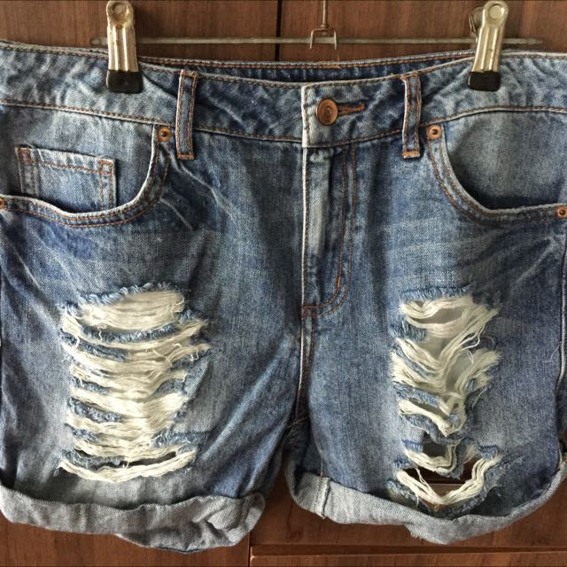 Forever 21 Mid Shorts