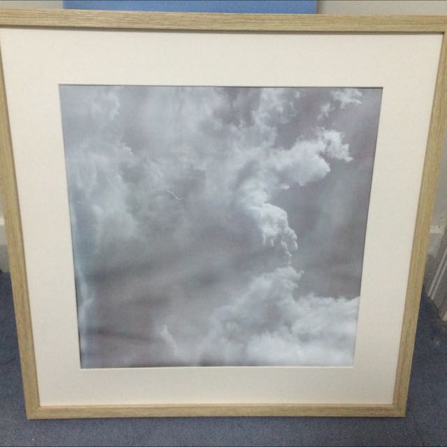 Framed Cloud Photo