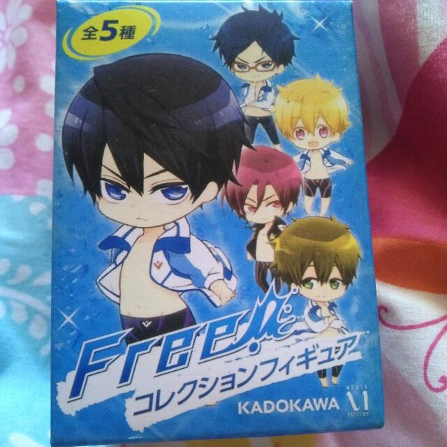Free! Iwatobi Swim Club Anime Figure