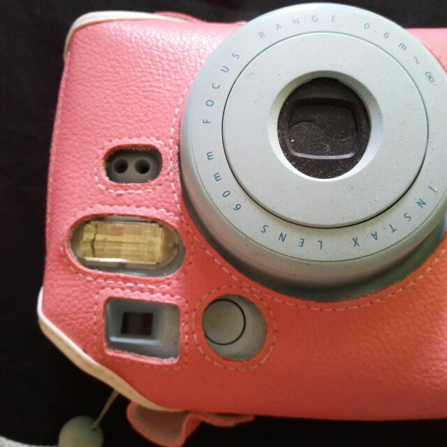 Fujifilm Instax Mini...with Extra Film