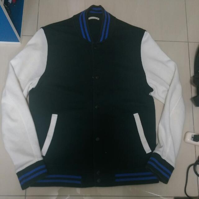 《含運》GU 棒球外套 薄外套 M