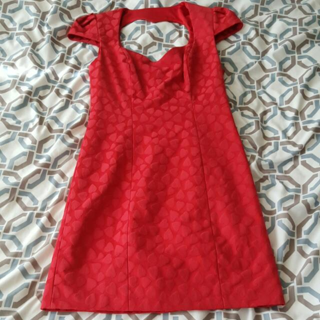 Guess Dress Valentine's Day Special Dress