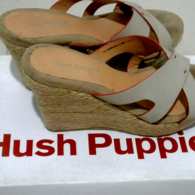 Hush Puppies Wedges
