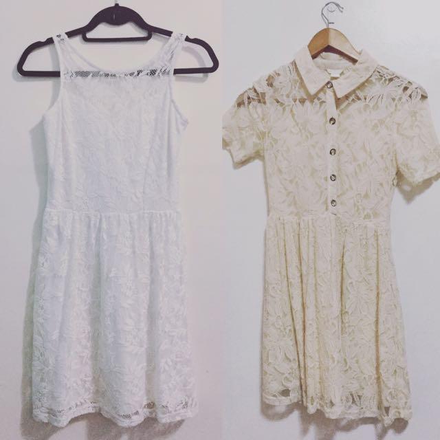 Lace Dresses Bundle