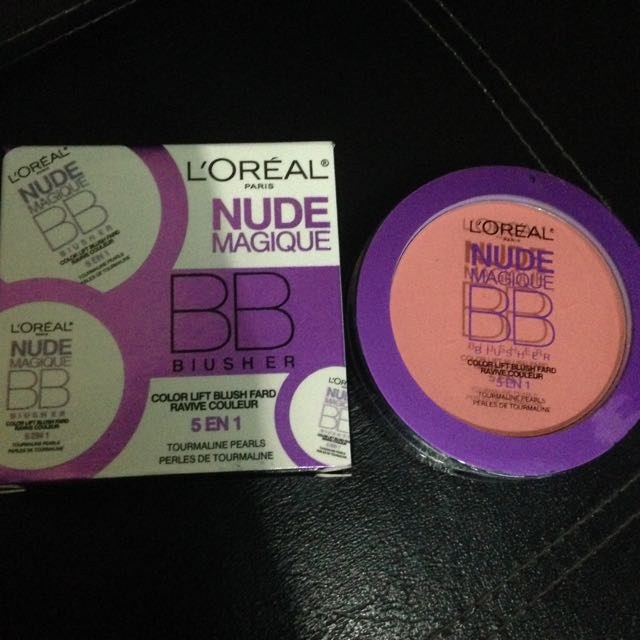 L'oreal Nude Magique BB Blusher