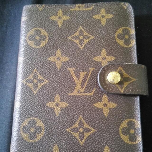 LV notebook - Korea