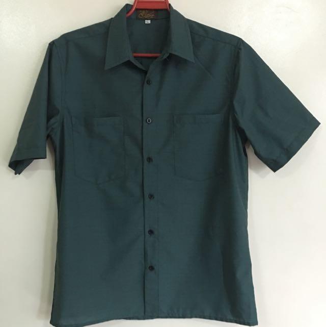 Menswear Dress Shirt