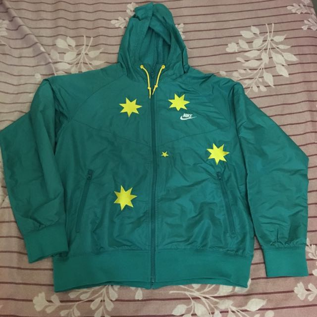 Nike 風衣 2008年北京奧運紀念系列 澳洲版