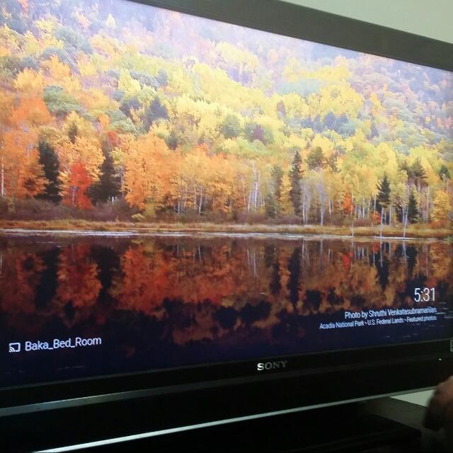 Sony 1080p 電視 40吋