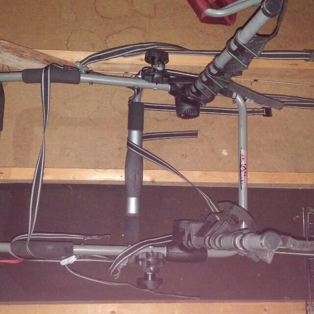 Stealth Bike Rack