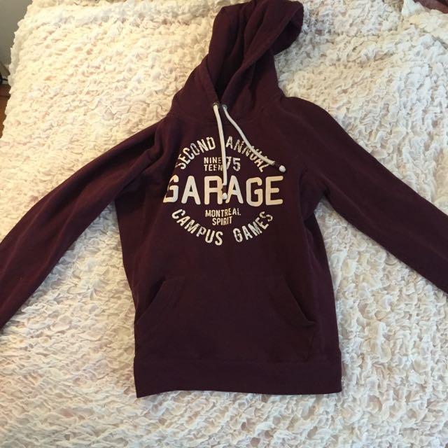 Sweatshirt From Garage