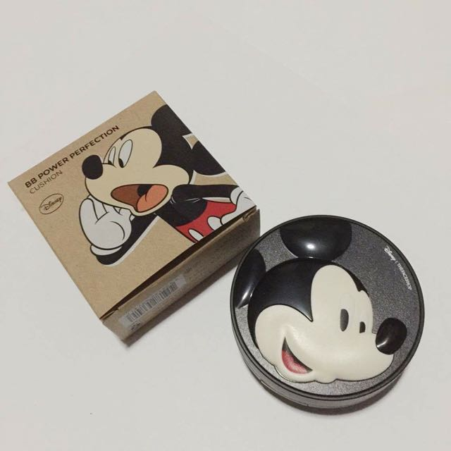 The Face Shop Mickey Mouse Cushion