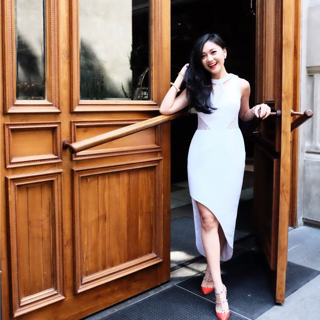 Theresa Debby Dress