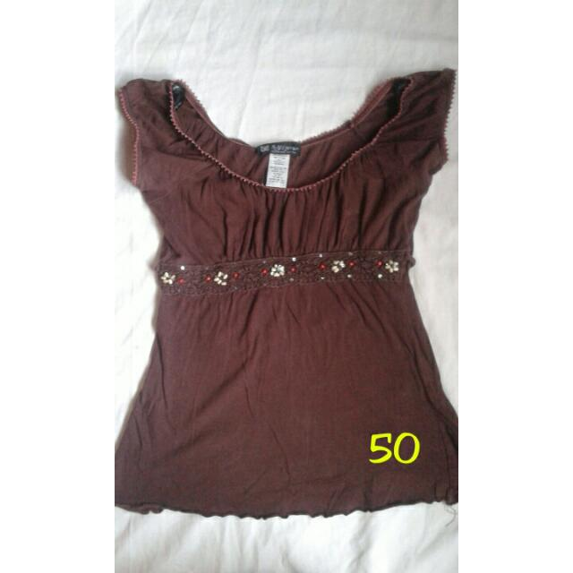 REPRICED! Blouse