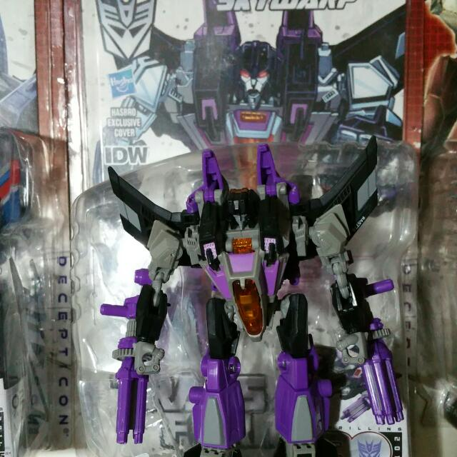 Transformers Fall Of Cybertron Generations Starscream