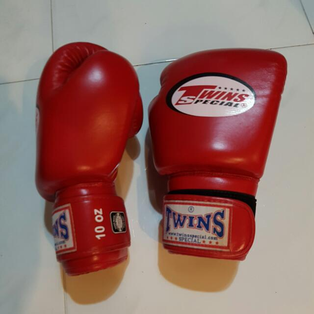 Twins Muay Thai Gear