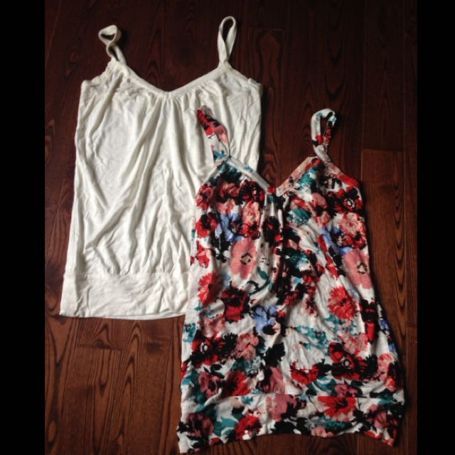 Two Dynamite Tops Size Medium