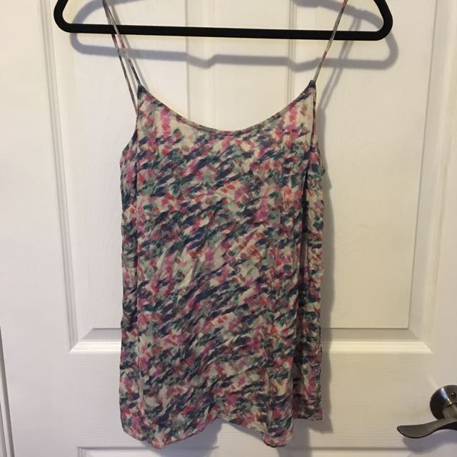 Watercolour Tank top