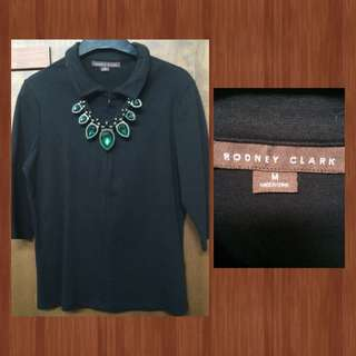 MM 009  -   Rodney Clark Semi Jacket TOP