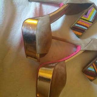 Betsy Johnston High heels