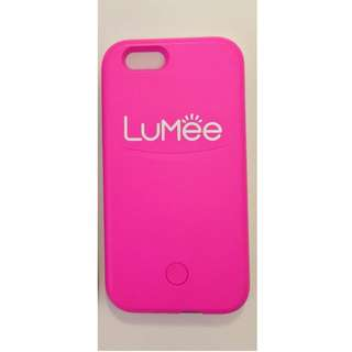 Hot Pink LuMee Case