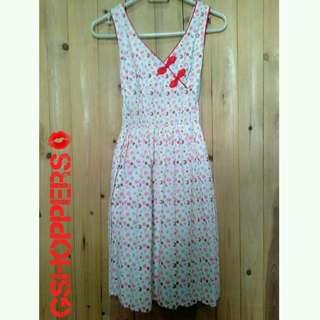POLKA SALE! Kirin Kirin Dress
