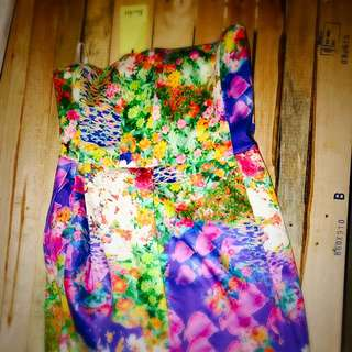 Bardot Strapless Dress
