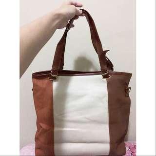 3 Tone Colours Bag