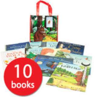 ** SPECIAL DEAL**Julia Donaldson Picture Book Collection - 10 Books