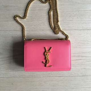 YSL: Saint Laurent Classic Small Monogram Satchel