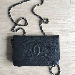 Chanel Wallet On Chain CC Timeless Cross Body Bag
