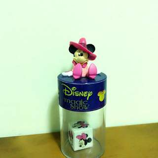 ★迪士尼—米妮的魔法骰子瓶★可議價