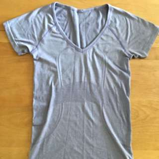 Lulu Lemon Athletic T-shirt