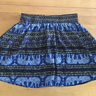 Street wear Society Skirt