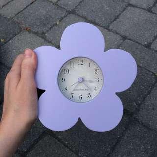 Pottery Barn Kids Flower Clock