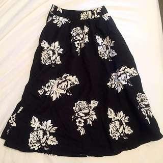 High Waisted Sportsgirl Skirt