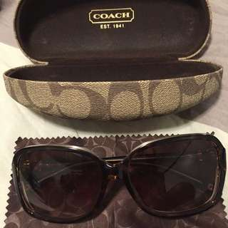 Brand New Coach Sunglasses