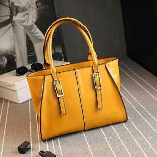 JH Clay Bag