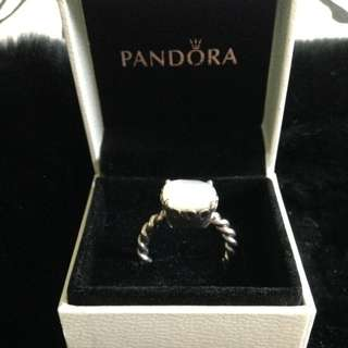"""🍩On Hold🍩 New!! Pandora Ring """"Sincerity, Mother of Pearl Ring"""""""