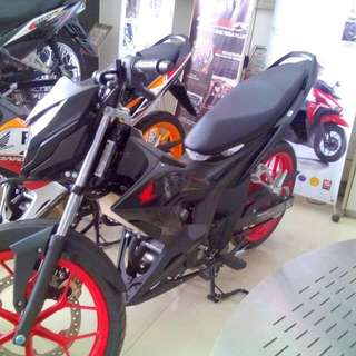 New Sonic 150 R Special Dp Cukup Bayar Rp.1.550.000 FREE PELWIL