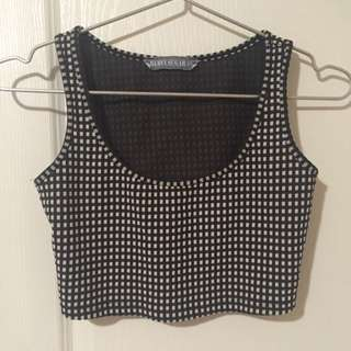 Rebel Sugar Crop Top