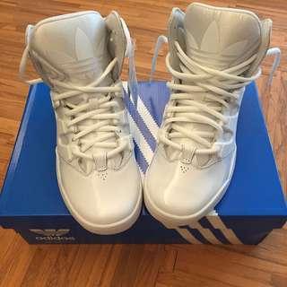Adidas GLC 全白復古球鞋
